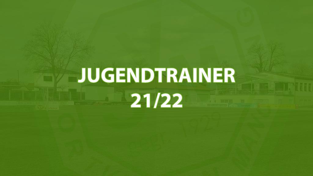 Jugendtrainer 21/22